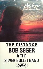 BOB SEGER AND THE SILVER BULLET BAND TAPE THE DISTANCE FREE POST IN AUSTRALIA