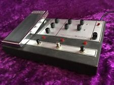 vintage - SSH Guitar Fuzz and Filter E-1 effect board pedal Made in Switzerland