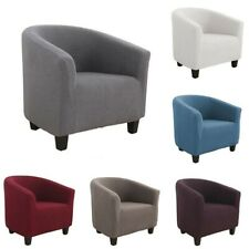 Stretch polyester One-seater SofaChair Cover Armchair Chair Elastic Slipcover