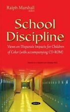 School Discipline: Views on Disparate Impacts for Children of Color by Nova Science Publishers Inc (Hardback, 2015)