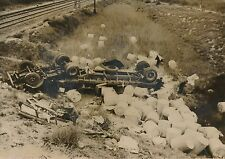Aude c.1955 - traffic accident truck national paper 113-pr 570