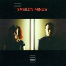EPSILON MINUS Epsilon Minus CD 2002