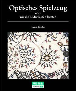 Book on Optical Toys (Thaumatrope, Zoetrope etc.)