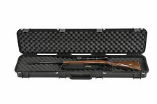 Black SKB Case 3i-4909-SR Single Rifle case with foam. & Pelican TSA- 1750 Lock