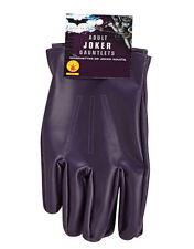Accesorio Disfraz Caballero Oscuro, Batman Joker Guantes para hombre