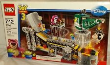 SEALED 7596 LEGO Toy Story Disney Pixar TRASH COMPACTOR ESCAPE 370pc RETIRED set