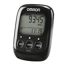 Omron HJ325-EBK 3D Sensor Walking Style IV Step Counter - Black