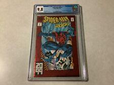 Marvel Comics Spider-man 2099 # 1 CGC 9.8 Nm/Mt origin red foil cover