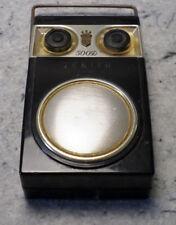 ZENITH ROYAL 500D 8 TRANSISTOR LONG DISTANCE AM HANDHELD RADIO (C14B5)