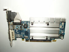 Sapphire ATI Radeon HD 3450, 256 MB ddr2, DVI, VGA D-sub, S-video, SKU 11125-00