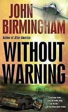 Without Warning (Disappearance), Birmingham, John, Very Good Book