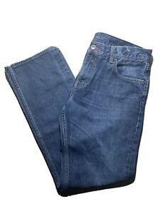 Tommy Hilfiger Hudson Slim Fit Navy Jeans W36 L32