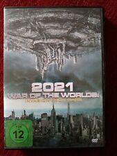 DVD<2021 WAR OF THE WORLDS<INVASION FROM MARS<SCIFI<FANTASY<ALIEN<ACTION