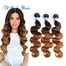 Women's Wavy Hair Extensions with 4 Bundles