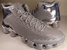 Nike Shox TLX Mid SP Silver Reflect Chrome 3M SZ 11 (677737-003)