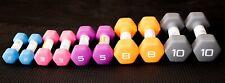 CAP Neoprene Dumbbell Weight 10 lb, 8 lb, 5 lb, 3 lb, 2 lb - SINGLE/PAIR/SET