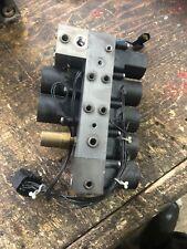 Range Rover P38 EAS Air Suspension Compressor.  Valve Block Only 👍 Good