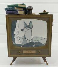 WDCC Disney 101 Dalmatians Movie Lucky Retro Television TV Set Kanine Krunchies