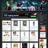 Marvel Hero Fans Store Online Business Website For Sale! Make Money At Home Fast