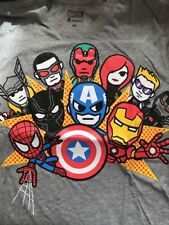 Tokidoki Marvel Civil War (L) Men Shirt [L1]