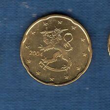 Finlande - 2004 - 20 centimes d'euro - Pièce neuve de rouleau -