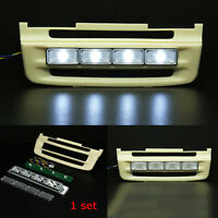 LESU Front LED Light kit for RC 1/14 Tamiya Scania R620 R470 Tractor Truck Model
