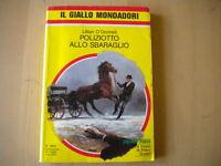 Poliziotto allo sbaraglioO'Donnell CarolMondadoriLibro giallo1902Mulcahaney