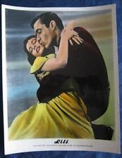 lobby card / Aushangfoto    Lili  1953  Leslie Caron , Mel Ferrer
