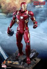 HOT TOYS Iron Man Mark 46 MK XLVI 1/6 MARVEL Captain America Civil War Diecast