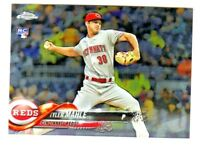 2018 Topps Chrome #12 TYLER MAHLE RC Rookie Cincinnati Reds QTY AVAILABLE