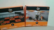 2 x New Halloween tic tac toe and 3d spooky tree  kit Party Deco, by hyde & eek