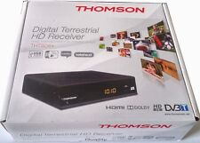 THOMSON THT504+ digitaler terrestrischer HD Receiver DVB-T, USB 2.0, HDMI, EPG