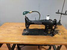 Singer 31-15 Vintage Industrial Sewing Machine