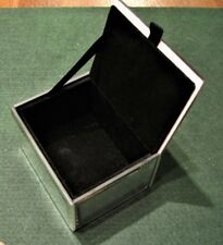 mirror sided jewellry box