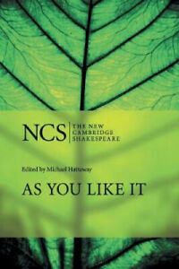 As You Like It (The New Cambridge Shakespeare) by William Shakespeare