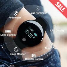 Smart Digital Watch Intelligent Pedometer Fitness sport Bracelet OLED Touch HA