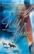 Wild Horses (Harlequin Superromance No. 1261), Campbell, Bethany, 0373712618, Bo