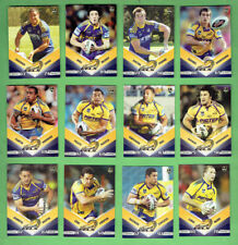 2010 NEWSPAPER  RUGBY LEAGUE CARDS - PARRAMATTA EELS