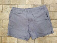 "J.Crew 5"" Swim Shorts Blue Distressed"