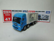 TAKARA TOMICA #47 ANIMAL CARRIER  PENGUIN,1~2pcs:No Track,3~28pcs:With trac