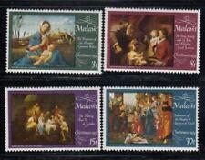 MALAWI Christmas 1974 (Religious Art) MNH set