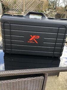 XP Deus Metal Detector (FULL) WS5s, Remote, Travel Case