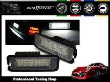NEUF ÉCLAIRAGE DE PLAQUE PRVW02 VW GOLF V VI VII SCIROCCO PASSAT CC CANBUS LED