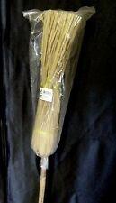 Hexenbesen aus Holz Halloween Kostüm Zubehör Hexenkostüm Hexe 129062013