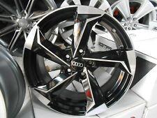 4 Cerchi 18 Rotor 661 SPORT Audi A3 A4 Q2 VW GOLF 5,6,7 TOURAN TIGUAN T-ROC Seat