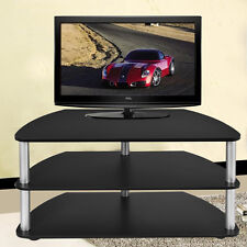3 Tier TV Stand Shelf Entertainment Center Console Media Home Furniture New