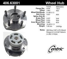 C-TEK Standard Wheel Bearing & Hub Assembly fits 1996-2000 Plymouth Grand Voyage