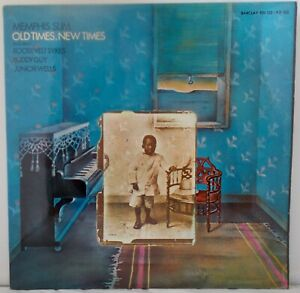 Memphis Slim - Old Times New Times (NrMINT) 1972 DOUBLE LP.