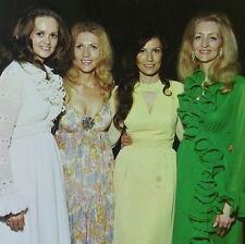 1970s Private Fan Photograph, Country Legend Loretta Lynn & The Johnson Sisters