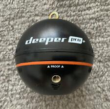 Deeper DP1H10S10 Pro Plus GPS Wi-fi Wireless Smart Sonar Fish FInder